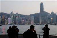 香港GDP7・8%増の高成長 7四半期ぶりプラス