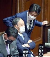 「当然、菅首相が続けるべきだ」安倍氏が秋の党総裁選で続投支持表明