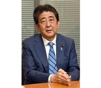 安倍前首相「非常に大きな意義」 「台湾」明記の日米共同声明を評価