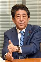 安倍前首相、東京五輪「オールジャパンで対応すれば開催できる」