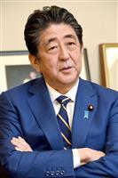 安倍前首相「菅首相を一議員として支えるのが使命」