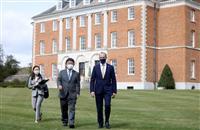 英国でG7外相会合が4日未明に開幕 対中国やコロナ対策で結束示せるか