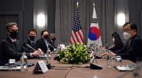 韓国が米国の新対北政策を歓迎 米韓外相会談