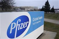 ワクチン売上高2・8兆円 ファイザー、21年上方修正