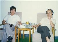 【話の肖像画】龍谷大学教授・李相哲(61)(10)米から客人…「没有(メイヨウ)」の国…