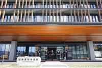 震災10年新庁舎で業務開始 職員多数犠牲の岩手・陸前高田市
