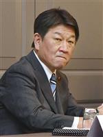 茂木氏、印外相に約55億円の追加支援表明 コロナ対策