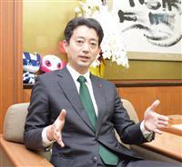千葉県の熊谷知事インタビュー「10年が一つの節目」3期念頭明らかに