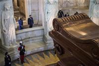 ナポレオン没後200年 仏大統領演説 功罪に触れ「彼は我々の一部」