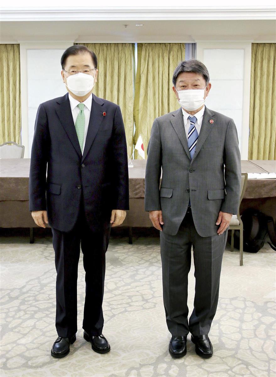 韓国、処理水問題で外交攻勢…対日関係さらに膠着