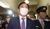 <独自>菅原前経産相立件へ 東京地検特捜部 現金提供悪質と判断