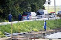 茨城家族殺傷、26歳男を逮捕