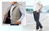 身軽に楽らく!「ご近所スタイル」に便利なファッションアイテム