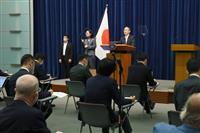 【菅首相記者会見】変異株「監視体制を強化」