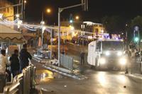 聖地で衝突200人超負傷 エルサレム 緊張高まる