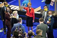 英スコットランド議会選、「独立派」過半数 住民投票めぐり国と地方の対立激化か