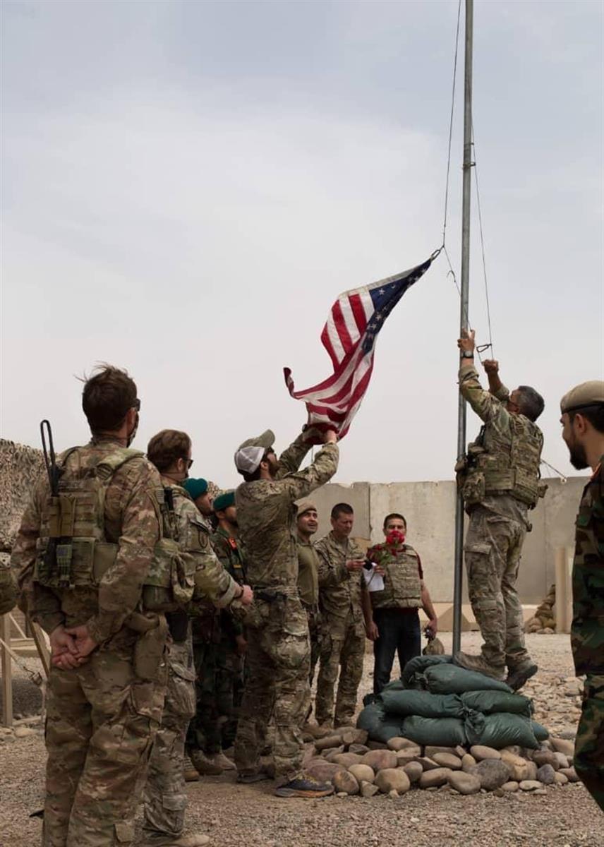 タリバン、米軍撤退を評価「良い一歩」