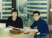 【話の肖像画】龍谷大学教授・李相哲(61)(13)人生の転換点、業界紙記者に