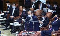 菅首相、緊急宣言延長 変異株への懸念も指摘 「病床が逼迫」 衆院予算委集中審議