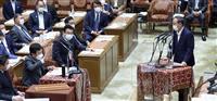 首相、東京五輪「安全安心な大会実現が私の責務」 枝野氏は「不可能」