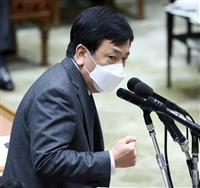 立民・枝野氏、内閣不信任案「提出できない」 解散誘発を警戒