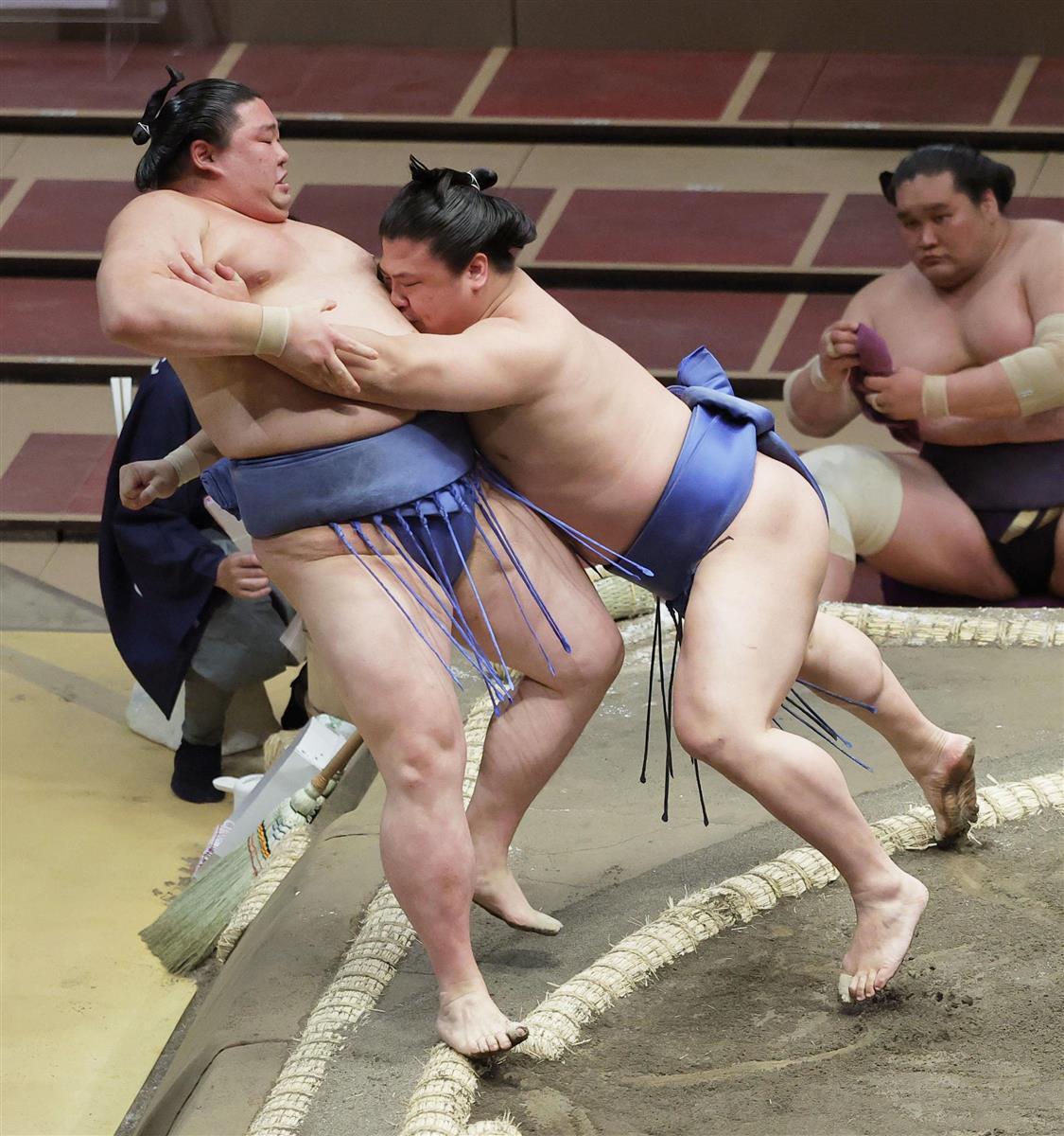 若隆景が正代を撃破 期待の新鋭、三役も間近 大相撲夏場所 - 産経ニュース