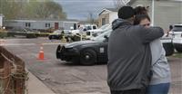 米西部コロラド州の誕生日会で銃撃 交際相手の女性ら6人死亡