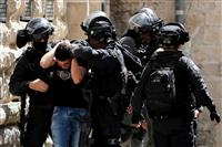 エルサレムで衝突激化 パレスチナ人340人負傷 事態さらに悪化も