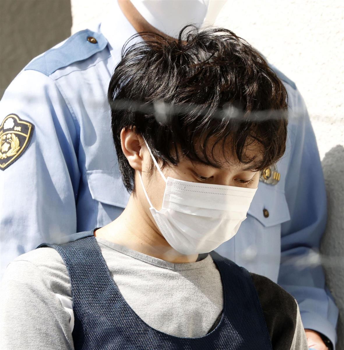 茨城家族殺傷事件の容疑者宅を捜索