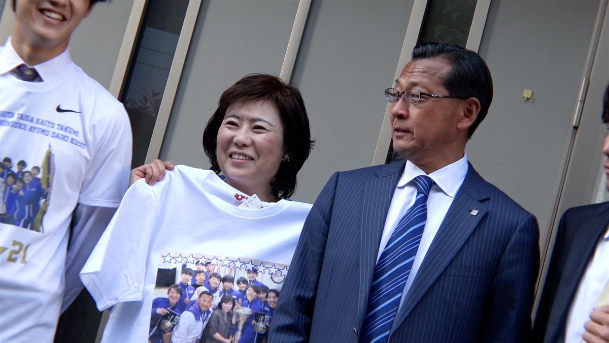駒大陸上競技部寮母・大八木京子さんの「セブンルール」に迫る