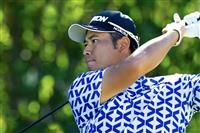 松山がNTTデータと契約 男子ゴルフ、3年間