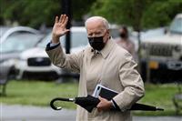 米石油管攻撃で対露協議へ バイデン大統領「責任」指摘