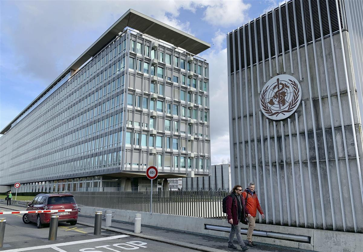 台湾の総会参加可否は「加盟国に権限」 WHO法務担当者