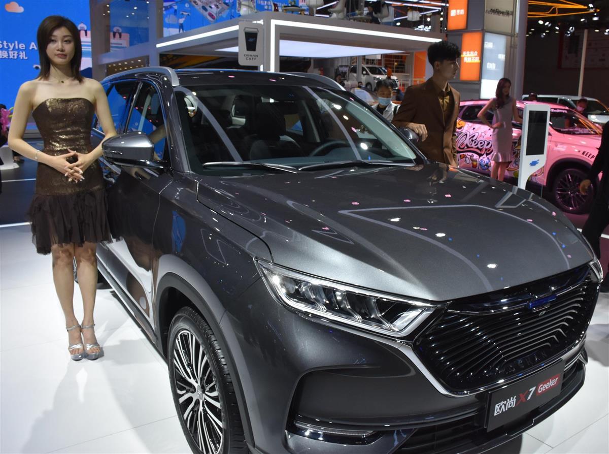中国、4月の新車販売は8・6%増 13カ月連続プラスも半導体…