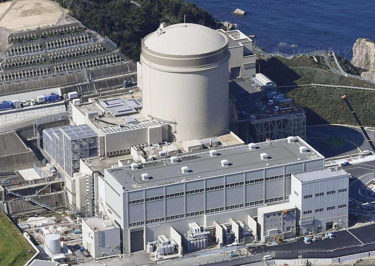 全国初の40年超原発、6月再稼働 関電美浜3号機、高浜は当面…