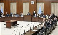 条文ミスの公選法改正案、参院倫選特委で可決