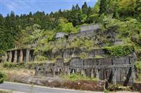 ラピュタ感がすごい 滋賀の山中にそびえる「謎の廃墟」