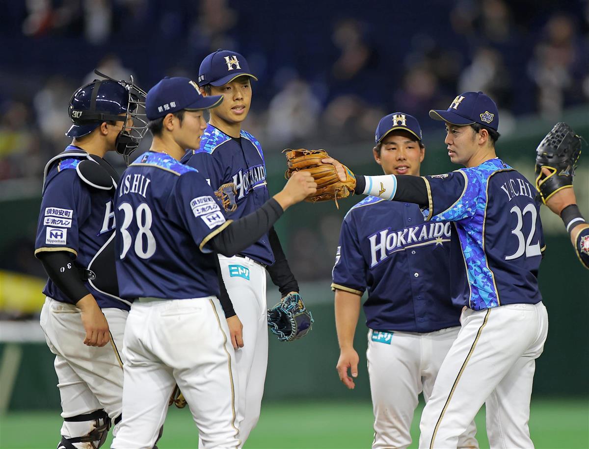 日2-1オ 加藤が3勝目