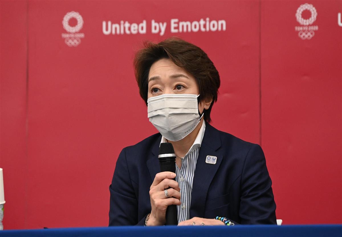 東京五輪組織委の橋本会長「IOC理事会の全面支持得た」 参加…