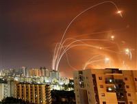 攻撃の応酬、死者50人超 イスラエル・パレスチナ 「全面戦争」の懸念