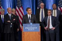 米次期駐日大使にエマニュエル氏を指名へ オバマ元大統領の首席補佐官