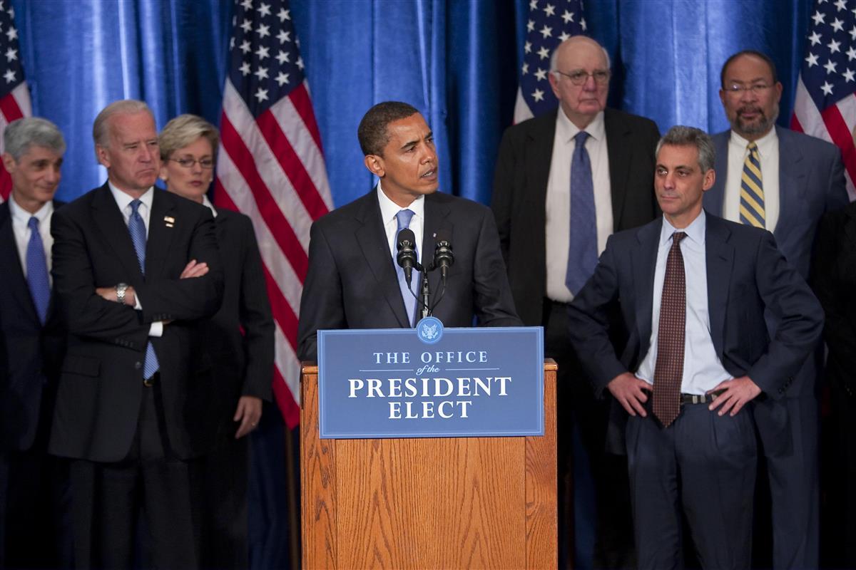 米次期駐日大使にエマニュエル氏を指名へ オバマ元大統領の首席…