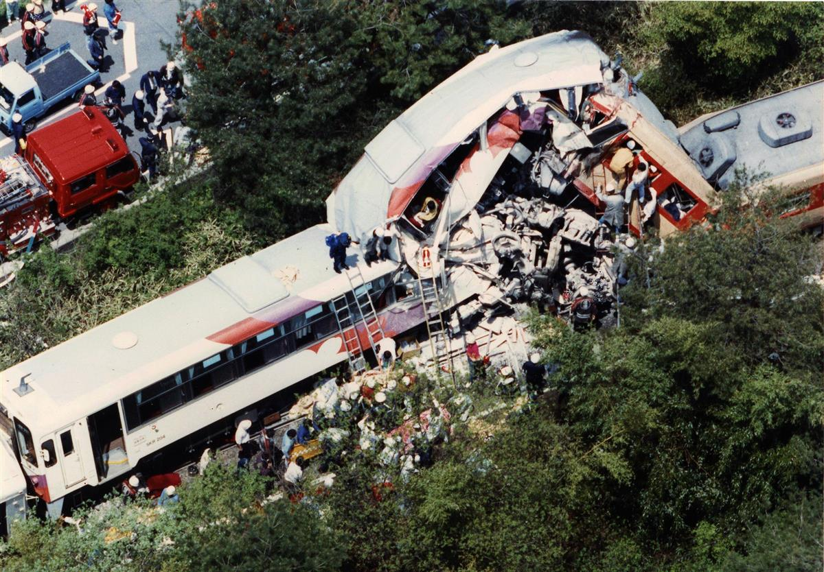 遺族の決意が国を動かし、事故調組織を実現させる 信楽高原鉄道…