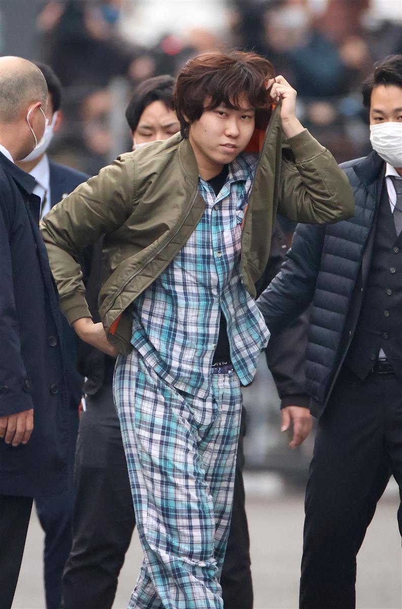 茨城一家殺傷 高校時代の容疑者、淡々と「人を殺したかった」 …