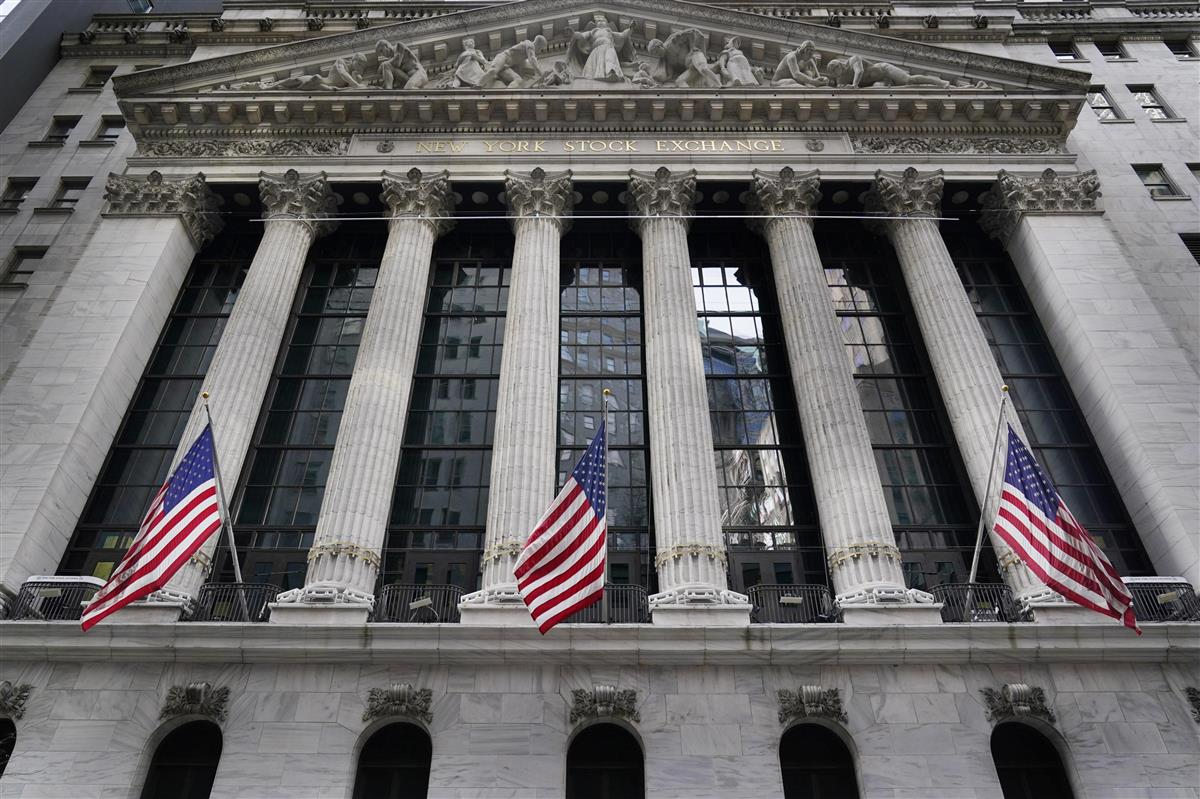 NY株、681ドル安 インフレ急伸で売り殺到、緩和縮小の前倒…