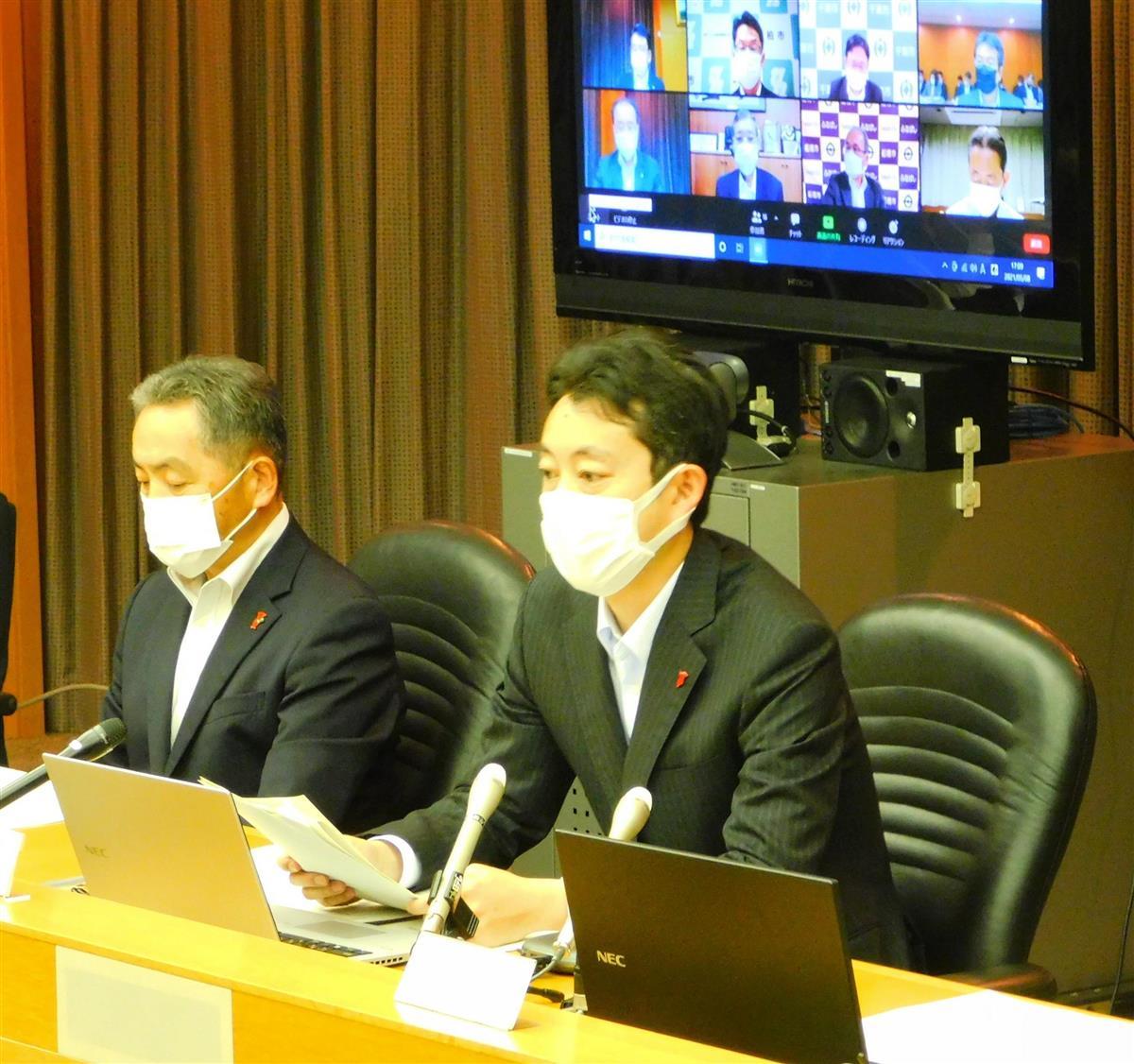 千葉県の新型コロナ、変異株7割に 知事が危機感