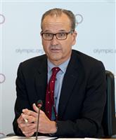 IOCバッハ会長来日へ再調整 ワクチン「大多数が接種」