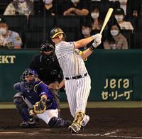 「皆さんの前で打てた」阪神サンズが勝ち越し決勝弾