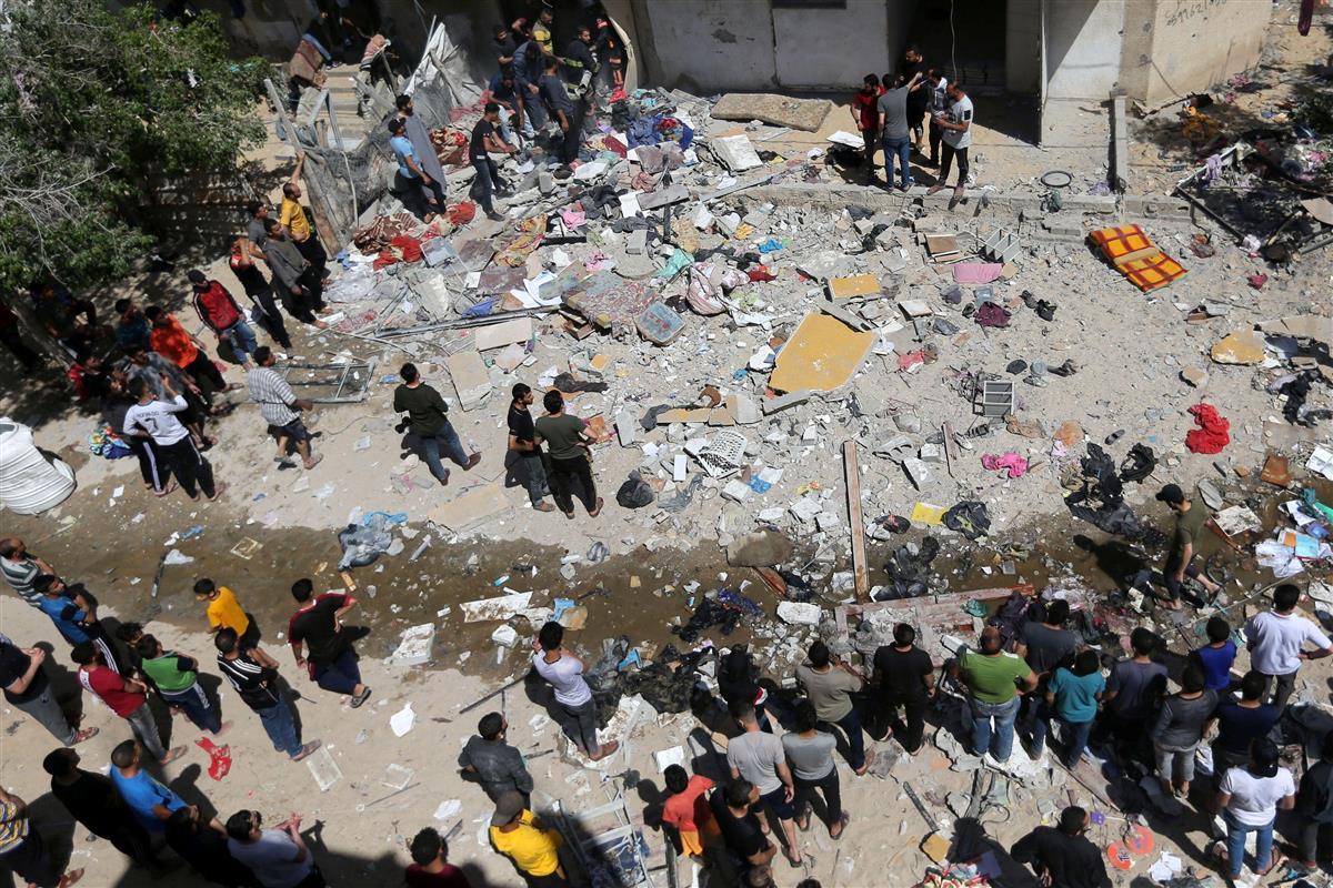 【動画】イスラエル、ハマス幹部ら16人殺害 調停本格化へ