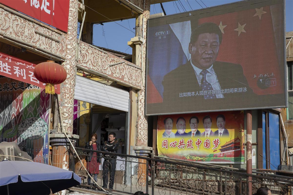 欧米各国が中国のウイグル族弾圧を批判 日本も「深い懸念」を共…